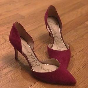 Sam Edelman jaina d'orsay heels